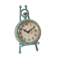 Pocket Watch Table Clock