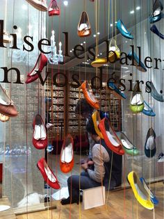 Shoes ~ Repetto window?