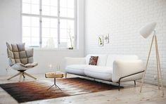 Tips voor hoe u uw woonkamer rustgevend kan inrichten. Bekijk hier voorbeelden van rustgevende woonkamers met tien tips.