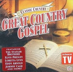 Great Country Gospel, Compact Disc [CD]
