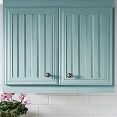 10 options pour revamper vos armoires trucs et conseils d coration et r n - Revamper armoire melamine ...