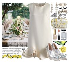 """""""759. One Person Can Change Your Life!"""" by khaosprincess ❤ liked on Polyvore featuring Reception, Chicwish, Alexander McQueen, Judy Geib, Cathy Waterman, Colette Malouf, Kat Von D, MAC Cosmetics, ORLY and women's clothing"""