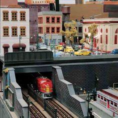 Sergio DePinto's O gauge layout - Classic Toy Trains Magazine