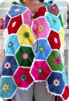 Beautiful hexagonal