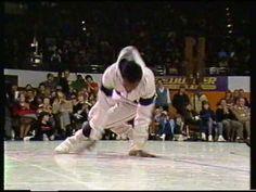 Breakdance 1984 BAOBAB Break it up Break Dance - YouTube