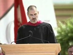 This Is the Only Commencement Speech Anybody Needs to Hear Ever - Steve Jobs Stanford Commencement Speech