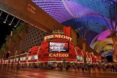Fremont, 200 E. Fremont St, Las Vegas, Nevada United States (Click For Current Rate)