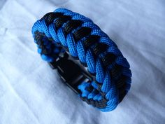 Jagged Ladder Bar Wrist Strap/Bracelet 550 Paracord