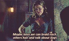 #Pam #TrueBlood #GIF--I get in trouble when I talk like Pam<3