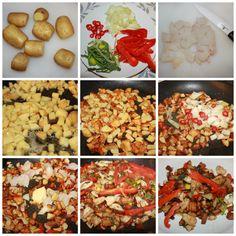 2 Chana Masala, Spicy, Ethnic Recipes, Food, Meals, Yemek, Eten
