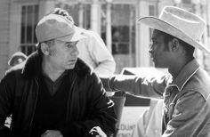 Mel Brooks behind the scenes Blazing Saddles