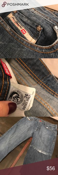 Diesel jeans for men - size 36. Like new. Sale🎉 Ask any questions you want! These are ready to be shipped out same day of purchase Diesel Jeans Bootcut