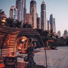 1001 Nights. ✨  #Dubai #LindaFarrow