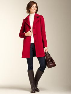 Talbots - Three-Quarter Length Fully Lined Coat | New Arrivals | Apparel