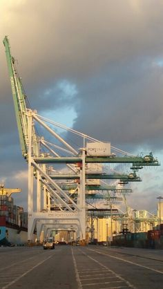 Port of Miami!