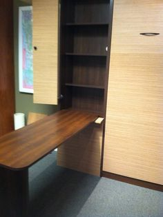 small space furniture 19 murphy beds 08   Small Space Furniture #19 with Murphy Beds & Desks