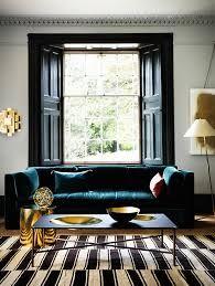 Image result for hay hackney sofa blue velour