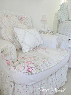 Muebles Shabby Chic, Shabby Chic Chairs, Estilo Shabby Chic, Shabby Chic Bedrooms, Shabby Chic Cottage, Shabby Chic Homes, Shabby Chic Furniture, Shabby Chic Decor, Bedroom Furniture