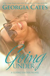 Charlando A Gusto - Going Under - Serie Going Under 01 - Georgia Cates  http://www.charlandoagusto.com/2015/06/going-under-serie-going-under-01.html #Libros #Portadas