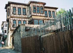 Safranbolu, traditional house