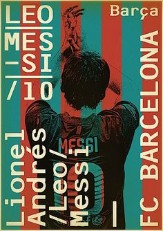 Retro Soccer Player Posters