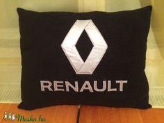 Renault párna (Timike7) - Meska.hu Bed Pillows, Pillow Cases, Fan, Pillows, Hand Fan, Fans