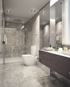 Bathroom interior design has become a passion for the modern city dwellers. Bathroom Design Luxury, Bathroom Layout, Modern Bathroom Design, Small Bathroom, Dream Bathrooms, Beautiful Bathrooms, Bathroom Styling, Bathroom Inspiration, Design Case