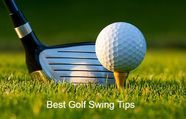 Best golf swing tips with professional golf swing tips to improve your golf swing skills.