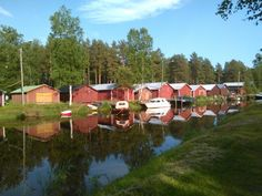 Kokkola - Findland Dolores Park, Cabin, House Styles, Travel, Home Decor, Viajes, Decoration Home, Room Decor, Cottage