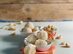 Cashewkugeln im Kokosmantel Poulet Au Riesling, Cereal, Dairy, Cheese, Cooking, Breakfast, Ramadan, Food, Compact