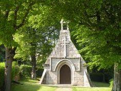 LESNEVEN, la chapelle Saint-Egarec.