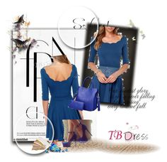 """""""TBdress 24"""" by glosaryy ❤ liked on Polyvore featuring interior, interiors, interior design, home, home decor, interior decorating, dress, tbdress and womenclothes"""