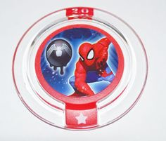 Disney Infinity 2.0 Power Disc - Alien Symbiote