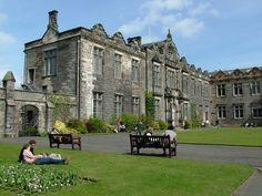 Sallies Quad | University of St Andrews - 1413-2013