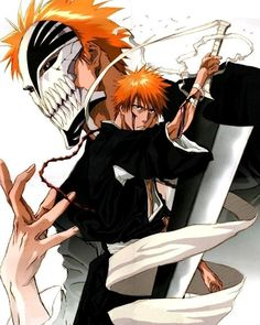 Bleach manga is ongoing, and there are many speculations and rumors about the continuation of the anime series. Will Bleach return or is the episode 366 really the last episode of Bleach the anime? Bleach Ichigo Bankai, Bleach Manga, Bleach Drawing, Shinigami, Bleach Tattoo, Manga Anime, Anime Male, Bleach Pictures, Christen