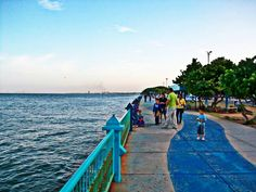 Parque Vereda del Lago. Maracaibo. Zulia. Venezuela.