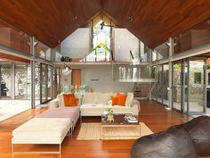 Villa with contemporary Asian design