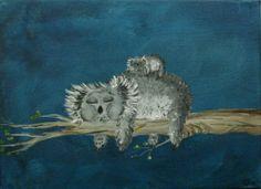 tired koalas
