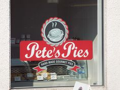 Multiple design for Pete's Pies