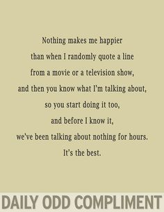 The Best. @katie treadwell and I can talk for HOURS in nothing but Friends quotes. I'm sure she could do movies too, but my quotes knowledge is limited elsewhere. :o) I heart you, friend!!