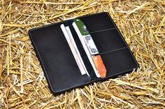 Handmade leather wallet wallet for men Wallet Bro by MenEvolution
