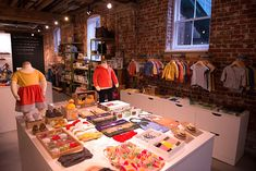 Window Display - VM - Store Interior - Mini Mioche children's flagship store by Salvage Interiors, Toronto ...