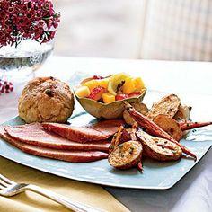 Easter Brunch Buffet Menu | CookingLight.com
