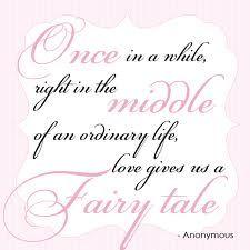 My wedding quote