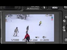 Sony A6000 Tips and Trick Video On How To Shoot Action Photography Outside | Fun Tech Talk