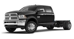 Dodge Ram 5500 6.7L V8. This truck is a monster!