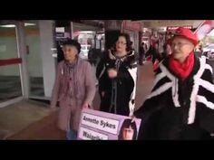 Hikoi to Vote: Sykes lead hikoi honouring women's right to vote