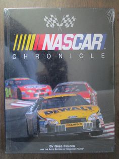 NASCAR CHRONICLE by GREG FIELDEN 2005 RICHARD PETTY DALE EARNHARDT TONY STEWART