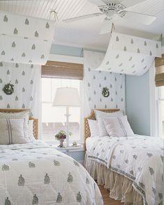 Canopy Beds  - CountryLiving.com