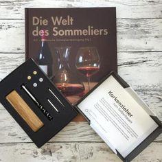 Nette Geschenke Online-Shop - Artikel * FÜR WEINLIEBHABER Corks, Wine